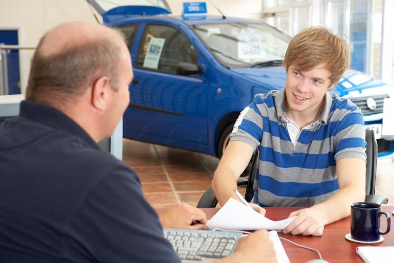 Best Way For A Teenager To Get A Car Loan