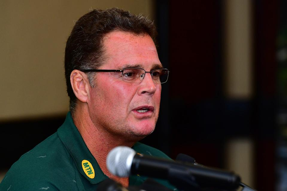 Rassie Erasmus insisted that South Africa had followed all the necessary Covid-19 precautions (Getty Images)