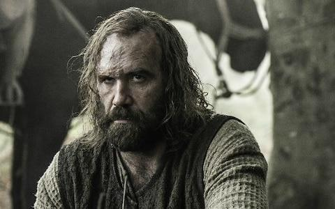 Rory McCann as The Hound, aka Sandor Clegane - Credit: HBO