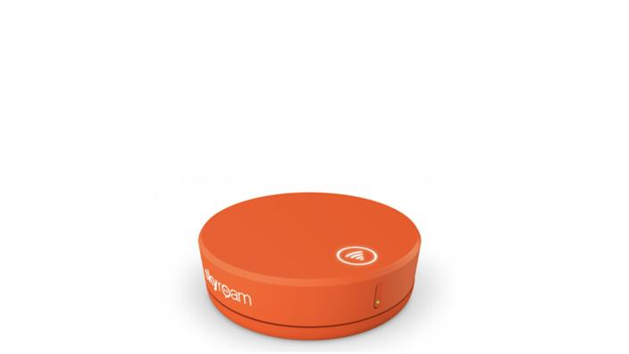 <p>Hotspot hopping is hard, but it doesn't have to be. With the <span>Skyroam Solis</span> ($150 and up), you can give the power of a personal hotspot and a works-with-every-device charger to that person who's always working on the go.</p>
