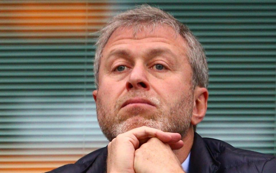 Chelsea owner Roman Abramovich - Clive Mason/Getty Images