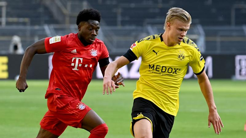 'Alphonso Davies is fast as f*ck!' - Bayern star's pace amazes in win over Dortmund