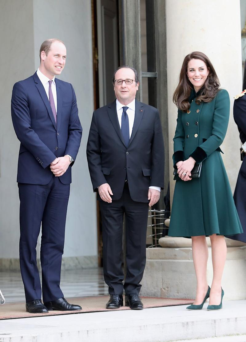 Inside Kate Middleton and Prince William's Trip to Paris