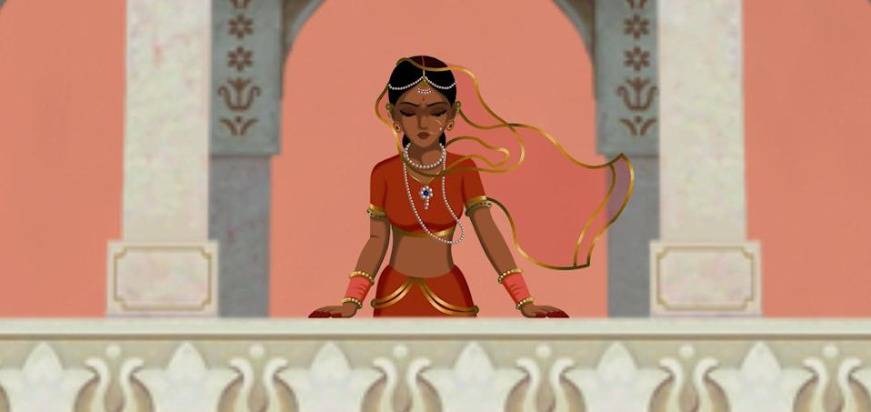 """<em><strong>Bombay Rose</strong></em> (2019)<br><br>The first Indian animation to open at Venice Film Festival's Critics Week, <em>Bombay Rose</em> is finally available for public viewing thanks to Netflix. Taking over 18 months and 60 artists to create, the film is a vibrant portrait of life in India. Weaving multiple love stories throughout, the film discusses family, romance and religious divides, as well as the countrywide adoration of Bollywood cinema. <br><br>Available 8th March<span class=""""copyright"""">Photo Courtesy of Netflix.</span>"""