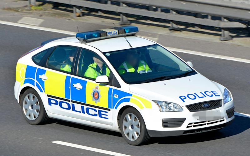 Essex Police force has apologised for the