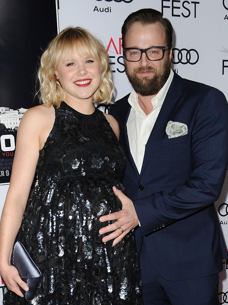 Alison Pill Hot alison pill and joshua leonard welcome daughter wilder grace