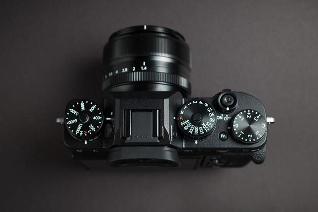 understanding exposure settings fujifilm x t top controls