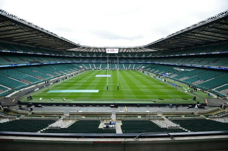 No fans - Georgia will face England at a largely empty Twickenham on Saturday