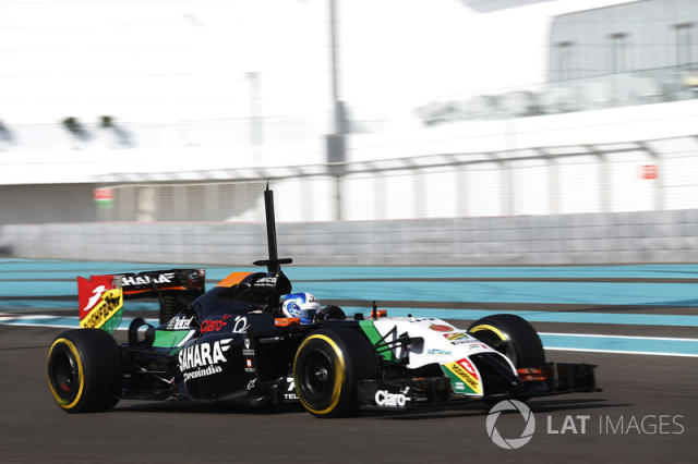 "Force India VJM07 (2014) <span class=""copyright"">LAT Images</span>"