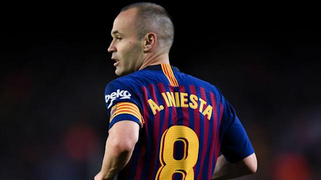 The Spain international bid farewell to Barcelona on Sunday and is now set to play out the twilight years of his career in the Far East
