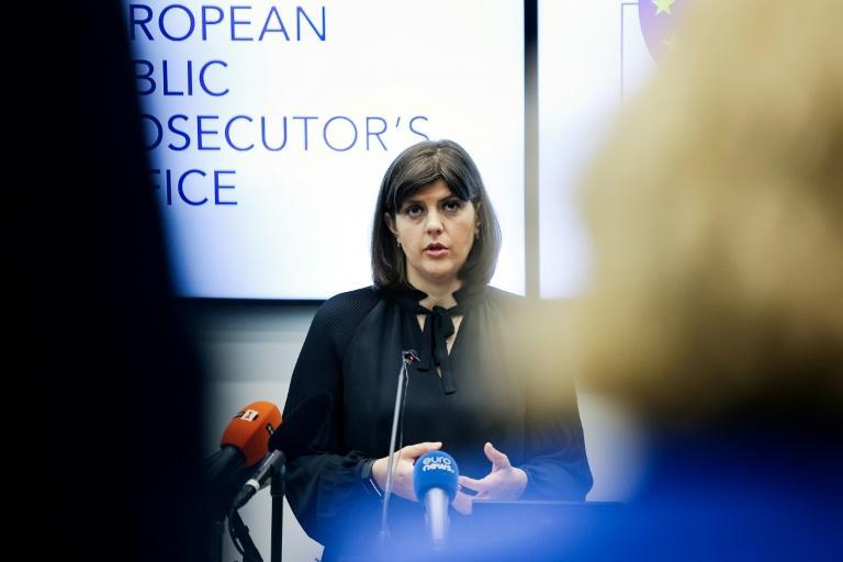 The EPPO's new chief Laura Codruta Kovesi called the launch of the prosecutor's office a 'historic moment'
