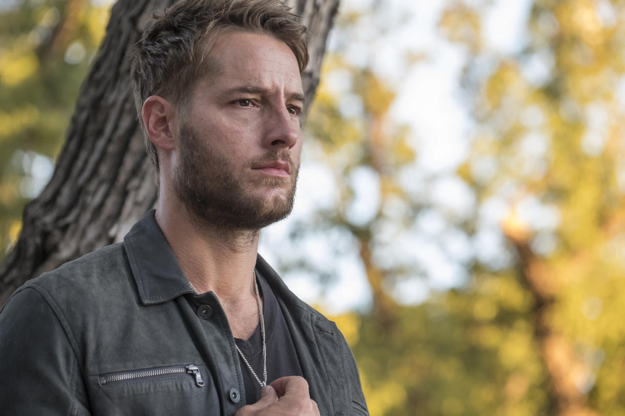 <p>Justin Hartley as Kevin in NBC's <i>This Is Us</i>.<br /> (Photo: Ron Batzdorff/NBC) </p>