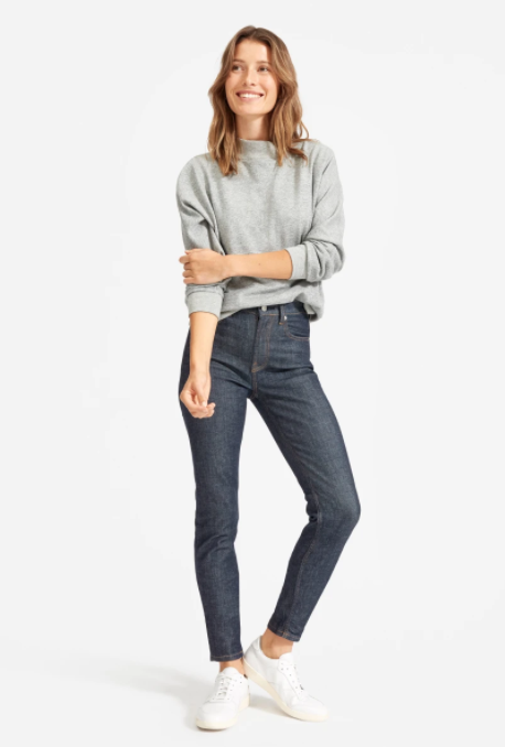 Everlane just extended their 25% off sale until Sunday afternoon.