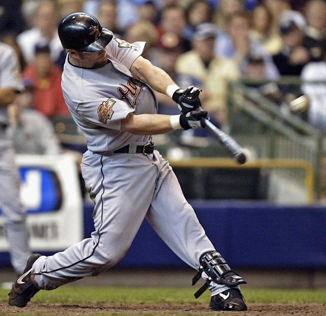 After a seven-year wait, Jeff Bagwell will finally enter the Hall of Fame. (AP Photo)