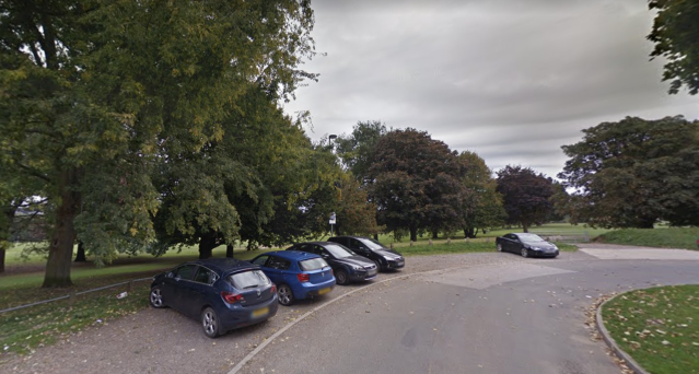 Mote Park, in Maidstone. (Google Maps)