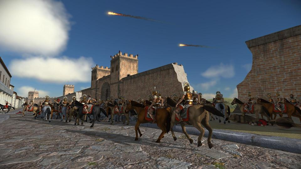 Rome: Total War Remastered