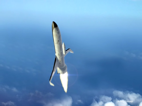 Military's Space Plane Program Eyes Future Hypersonic Flight