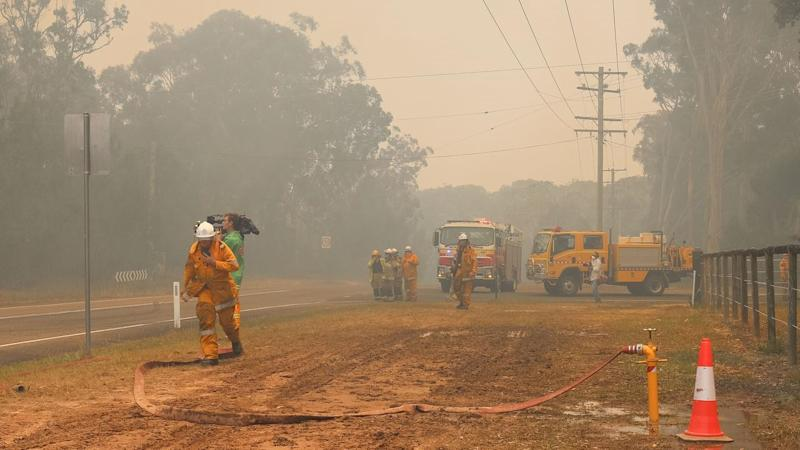 The fire threat across Queensland is set to intensify as winds change and temperatures rise