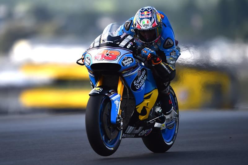 Motorcycling - Miller buries Jerez controversy with Le Mans top spot