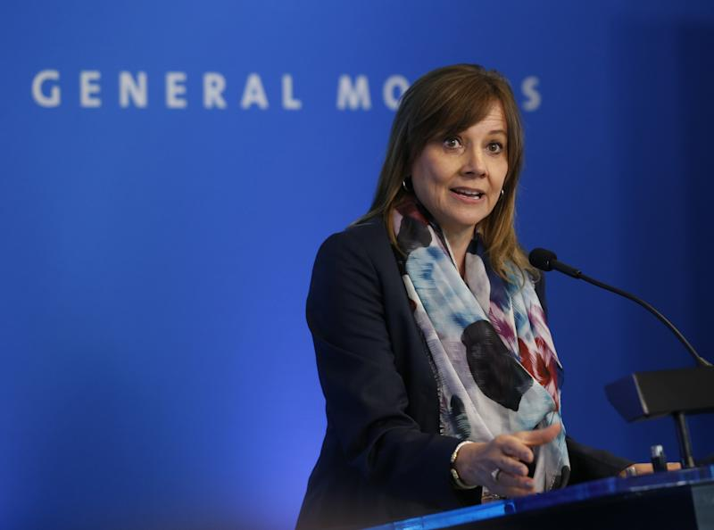 GM CEO Links Fate of Ohio Plant to Union Talks, Lawmakers Say