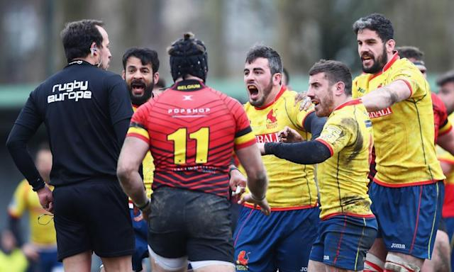 Joy of Six Nations overshadows Spain's pain and fears for the game
