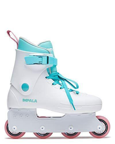 "<p><strong>Impala Rollerskates</strong></p><p>amazon.com</p><p><strong>199.00</strong></p><p><a href=""https://www.amazon.com/dp/B082LRF2X1?tag=syn-yahoo-20&ascsubtag=%5Bartid%7C2140.g.34574615%5Bsrc%7Cyahoo-us"" rel=""nofollow noopener"" target=""_blank"" data-ylk=""slk:Shop Now"" class=""link rapid-noclick-resp"">Shop Now</a></p><p>Vegan products can be hard to find, but Impala has great inline skates covered. Aside from being super cute, they're durable and comfy out-of-the-gate—no break-in required. The buckles and laces are foolproof, while optional heel breaks make them great for newbie bladers. </p><p><strong>Rave review:</strong> ""I was happy when these finally arrived! Laces are just long enough for me (no excess I have to wrap around the skates). The skates are so pretty; only thing I don't like much so far is they make a sound like leather pants."" <em>—Eileen,</em> <em>xtremeinn.com</em></p>"