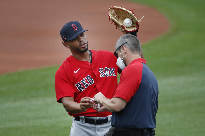 Red Sox's Bogaerts ready to lead after Betts' departure