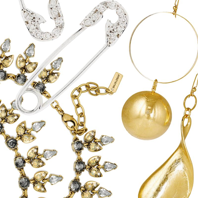 The Jewelry Trends You'll See Everywhere This Season