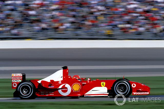 "2003 United States Grand Prix <span class=""copyright"">Sutton Motorsport Images</span>"