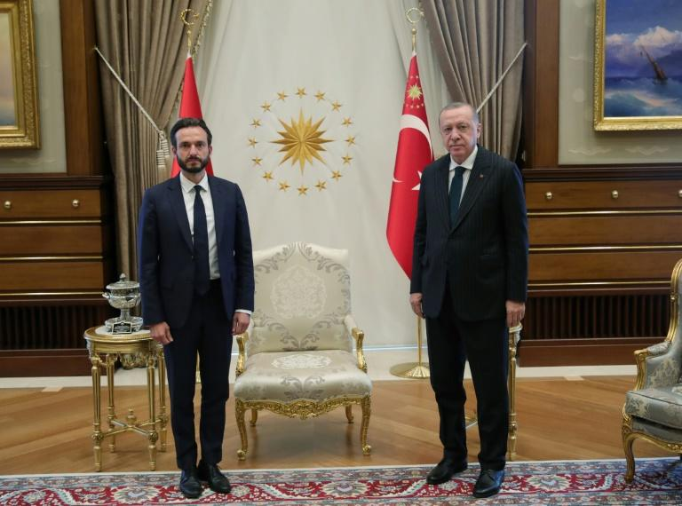 Europe's rights chief urges Turkey's Erdogan to respect law