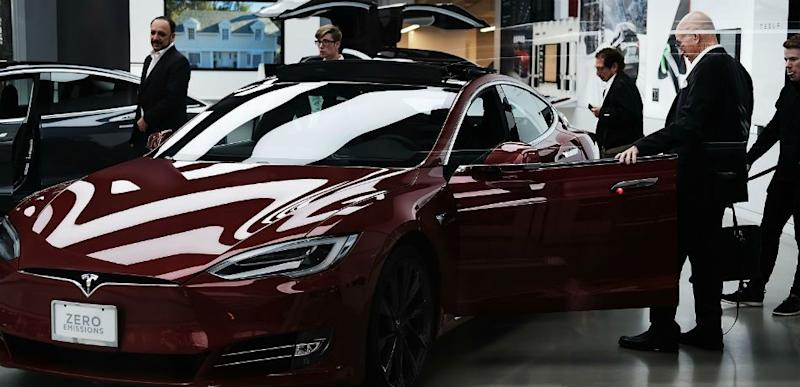 The Tesla Model 3 Has Won A Five Star Rating From Us Government After Crash