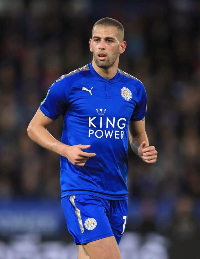 Islam Slimani could end his loan with Monaco early to return to the Premier League (Mike Egerton/PA)