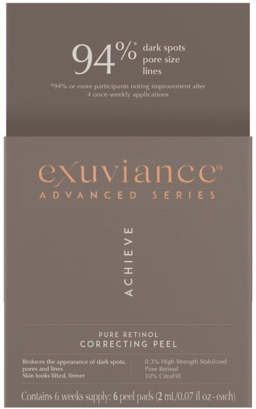 """<h3>Exuviance Pure Retinol Correcting Peel<br></h3><br><strong>Date: </strong>April 1<br><strong>Also On Sale:</strong> <a href=""""https://www.ulta.com/fab-start-travel-set?productId=pimprod2022849&sku=2577073&_requestid=684296#locklink"""" rel=""""nofollow noopener"""" target=""""_blank"""" data-ylk=""""slk:First Aid Beauty FAB Start Kit"""" class=""""link rapid-noclick-resp"""">First Aid Beauty FAB Start Kit</a> <br><br><strong>Exuviance</strong> Pure Retinol Correcting Peel, $, available at <a href=""""https://go.skimresources.com/?id=30283X879131&url=https%3A%2F%2Fwww.ulta.com%2Fpure-retinol-correcting-peel%3FproductId%3Dpimprod2017720%26sku%3D2567529%26_requestid%3D6676476%23locklink"""" rel=""""nofollow noopener"""" target=""""_blank"""" data-ylk=""""slk:Ulta Beauty"""" class=""""link rapid-noclick-resp"""">Ulta Beauty</a>"""