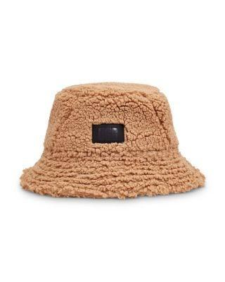 <p>Warning: you'll find yourself reaching for this <span>UGG Sherpa Faux Fur Bucket Hat</span> ($65) whenever you go out.</p>