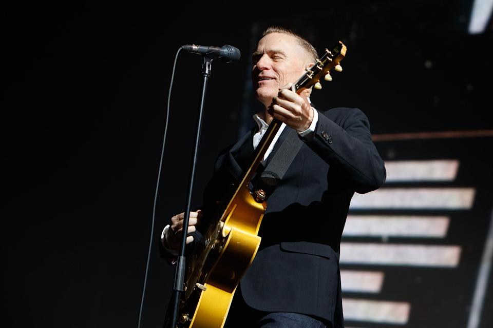 "Bryan Adams apologizes for his coronavirus rant saying that he wanted to call out the ""horrible animal cruelty"" in wet markets. (Photo: Burak Cingi/Redferns)"