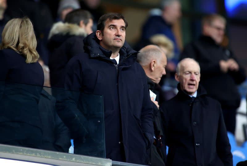 Man City's Soriano calls for PL 'B' teams to be included in lower tiers