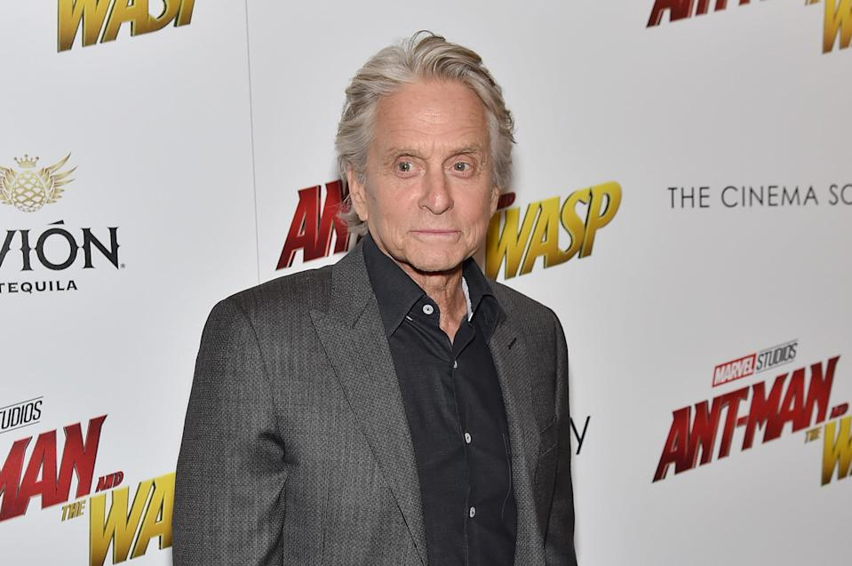 Michael Douglas is reflecting on the sexual harassment allegations made against him in January. (Photo: Mike Coppola/FilmMagic)