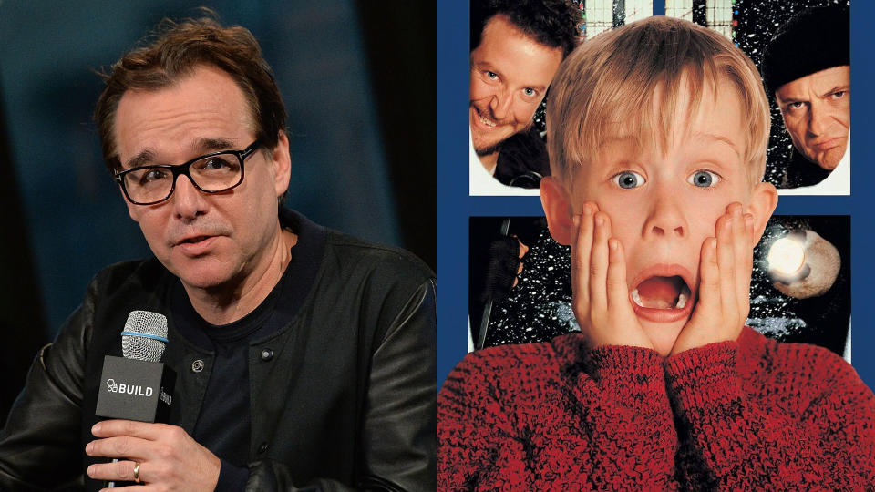 Chris Columbus directed the original 'Home Alone' in 1990. (Credit: Slaven Vlasic/Getty Images/20th Century Studios)