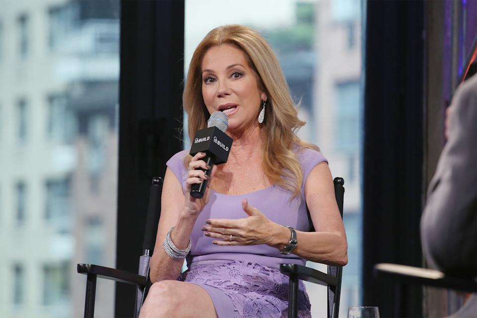 Kathie Lee Gifford is in a new relationship, six years after the death of her husband Frank Gifford. (Photo:  Mireya Acierto/FilmMagic)