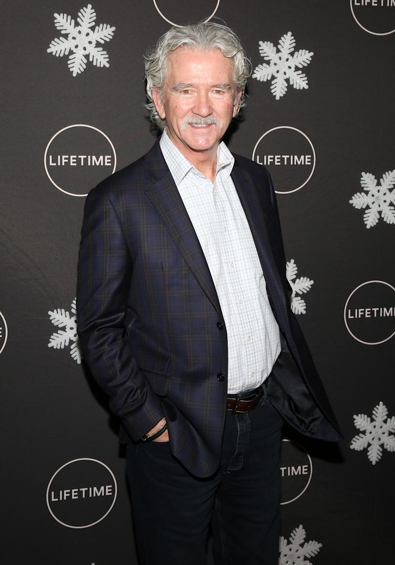 Former Dallas star Patrick Duffy says that while his wife Carlyn passed away two years ago, he still considers himself a married man. (Photo: Paul Archuleta/FilmMagic)