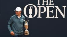 Spieth hopes Open isn't ruined by weather