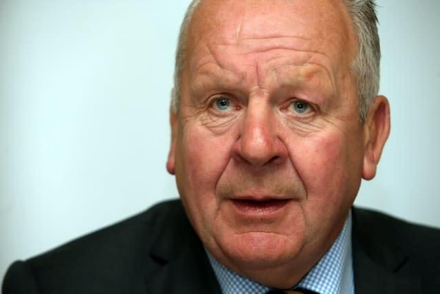 Sir Bill Beaumont admits there are too many unknowns to plan (PA)