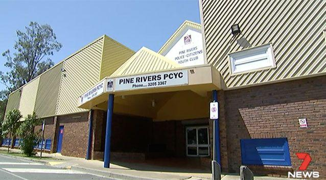The incident happened at the Pine Rivers PCYC. Source: 7 News