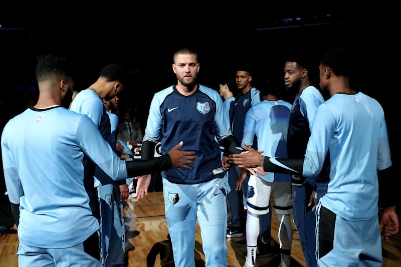 Grizzlies, forward Chandler Parsons agree to separation