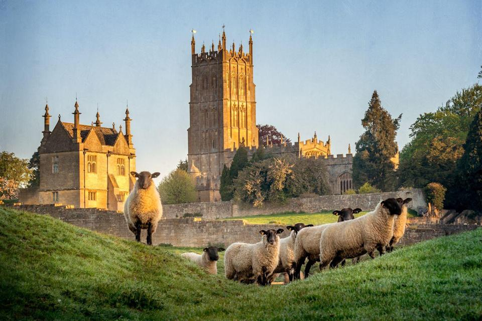 "<p><strong>Walking distance:</strong> <strong>3-4 miles</strong></p><p>Base yourself in the chocolate-box Cotswolds village of Chipping Campden and kick off at the very start of the Cotswold Way National Trail. Take in breathtaking views on Dover's Hill, home to the 'Olimpick Games' since 1612, and enjoy a wonderful introduction to Cotswold walks. See the map and route at <a href=""https://www.nationaltrail.co.uk/app/uploads/walk_1_chipping_campden_circular_walk_final.pdf"" rel=""nofollow noopener"" target=""_blank"" data-ylk=""slk:national trail.co.uk"" class=""link rapid-noclick-resp"">national trail.co.uk</a>.</p><p><strong>Where to stay: </strong>Check into the <a href=""https://www.countrylivingholidays.com/offers/cotswolds-chipping-campden-noel-arms-hotel"" rel=""nofollow noopener"" target=""_blank"" data-ylk=""slk:Noel Arms"" class=""link rapid-noclick-resp"">Noel Arms </a>for a charming traditional coaching inn that's a perfect base for walkers, thanks to its reasonable rates and central location.</p><p><a href=""https://www.countrylivingholidays.com/offers/cotswolds-chipping-campden-noel-arms-hotel"" rel=""nofollow noopener"" target=""_blank"" data-ylk=""slk:Read our hotel review of the Noel Arms"" class=""link rapid-noclick-resp"">Read our hotel review of the Noel Arms</a></p><p><a class=""link rapid-noclick-resp"" href=""https://go.redirectingat.com?id=127X1599956&url=https%3A%2F%2Fwww.booking.com%2Fhotel%2Fgb%2Fnoelarmsclassic.en-gb.html%3Faid%3D2070935&sref=https%3A%2F%2Fwww.countryliving.com%2Fuk%2Ftravel-ideas%2Fstaycation-uk%2Fg34427860%2Fcotswold-walks%2F"" rel=""nofollow noopener"" target=""_blank"" data-ylk=""slk:CHECK PRICES"">CHECK PRICES</a><br></p>"