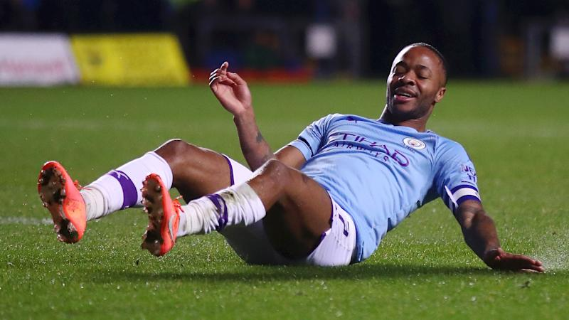 'Goals mean nothing without silverware' - Sterling focused on winning trophies with Manchester City