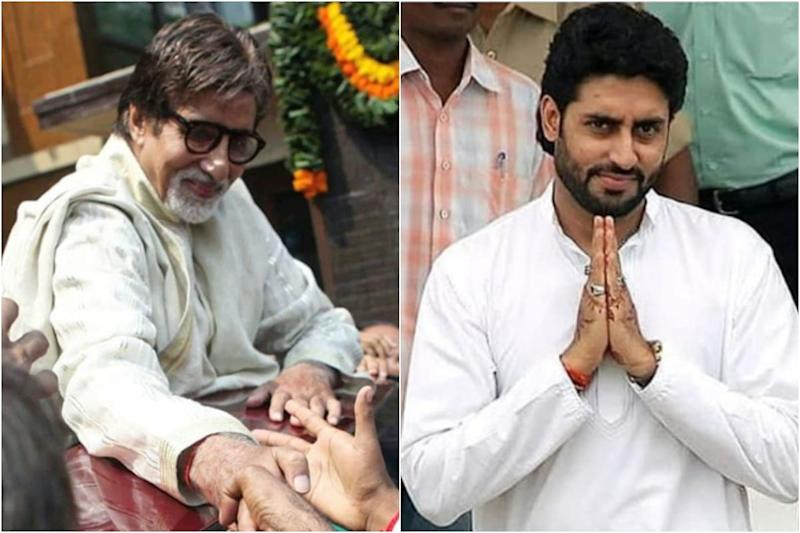 Amitabh Bachchan Discharged from Hospital After Testing Covid-19 Negative, Abhishek Bachchan to Remain in Medical Care