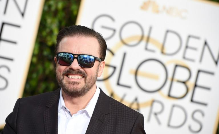 Ricky Gervais -- seen here in 2016 -- will host the Golden Globes again in 2020