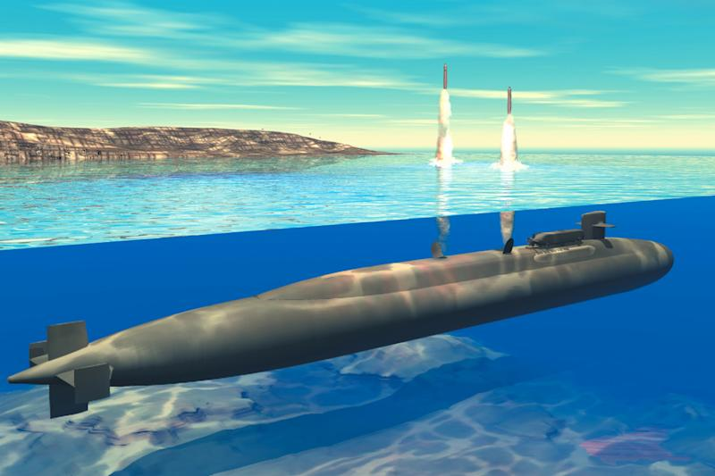 The U.S. Navy Wants a New Guided-Missile Submarine