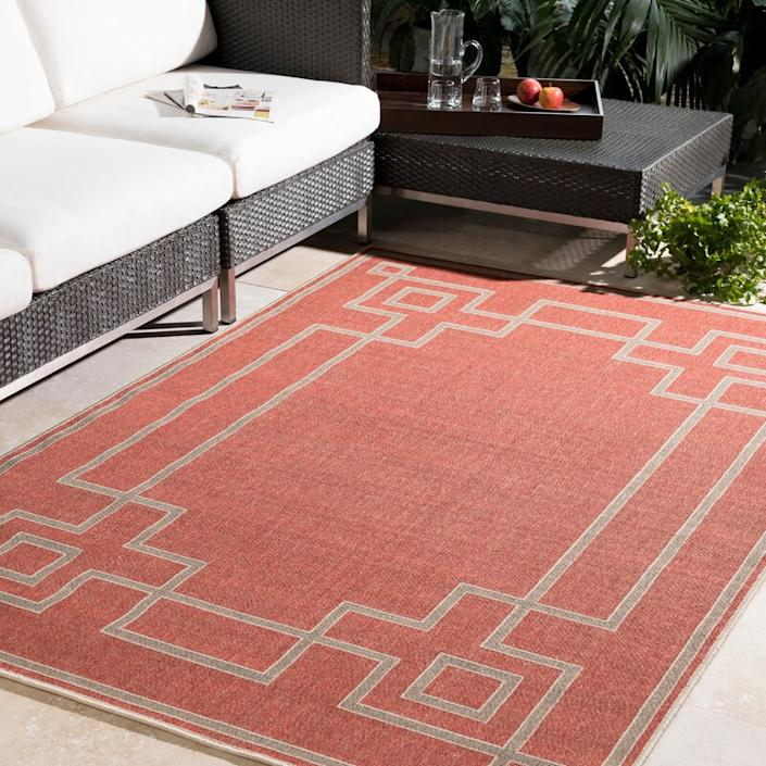 Sol 72 Outdoor Amherst Indoor Outdoor Rug